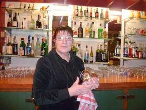 Brigitte Flamand - Bar Chez Manu (1)