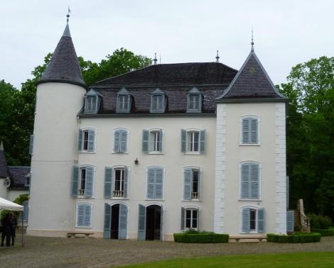 Chateau de la Tour Hauterive - 08-05-2015