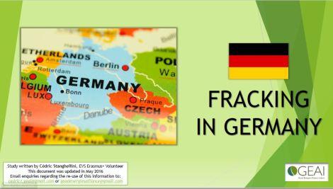 Main page Germany