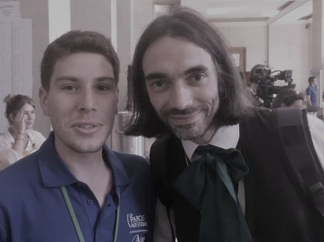 Cedric Villani Rencontres Economiques Aix en Provence 2017 - STANGHELLINI CEDRIC-DR